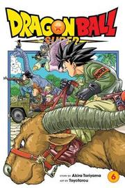 Dragon Ball Super, Vol. 6 by Akira Toriyama image