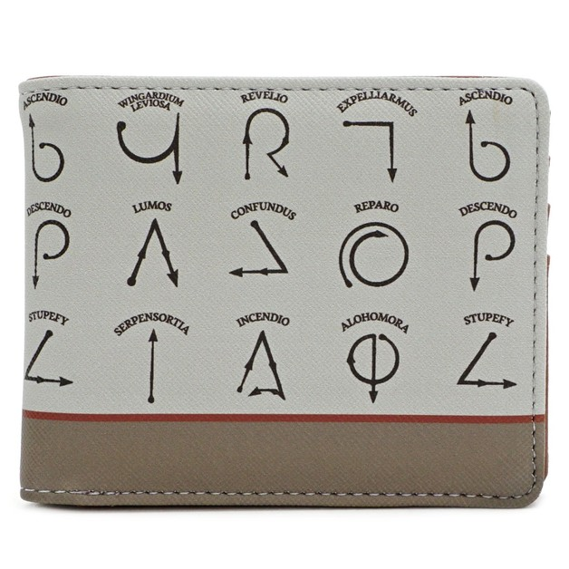 Loungefly: Harry Potter - Spell Symbols Wallet