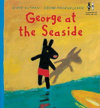 George at the Seaside by Anne Gutman image
