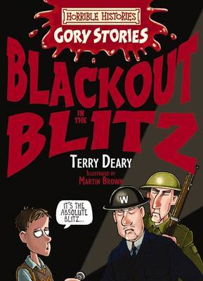 Blackout in the Blitz by Terry Deary image