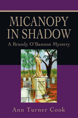 Micanopy in Shadow: A Brandy O'Bannon Mystery by Ann Turner Cook image