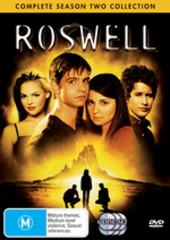 Roswell - Complete Season 2  (6 Disc Set) on DVD
