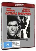 Lethal Weapon on HD DVD