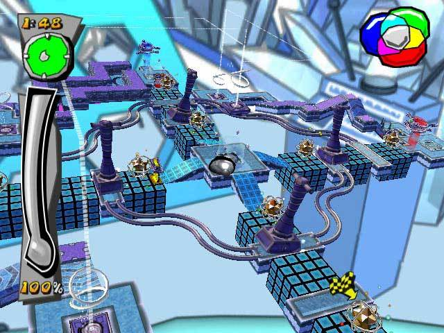 Mercury Meltdown Remix for PlayStation 2 image
