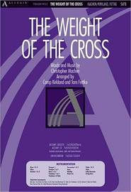 The Weight of the Cross -SATB image