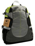 "15.6"" Canyon Green Series Notebook Backpack - Grey/Green"