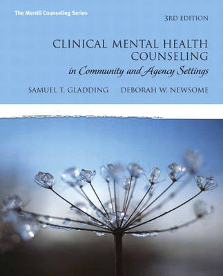 Community and Agency Counseling by Deborah W. Newsome