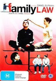 Family Law on DVD image