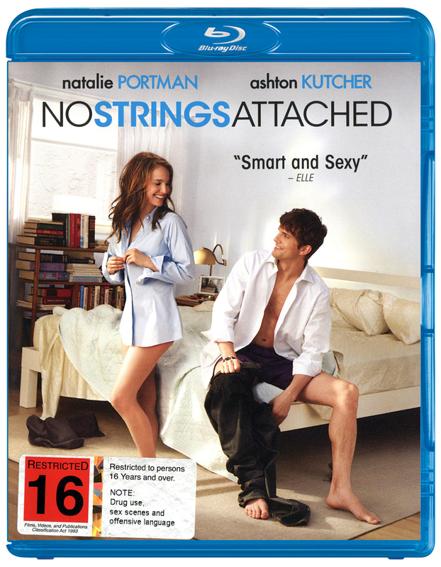 No Strings Attached on Blu-ray
