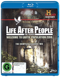 Life After People - Season 2 (2 Disc Set) on Blu-ray