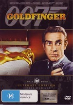 Goldfinger (007) - James Bond Ultimate Edition (2 Disc Set) on DVD