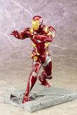 Captain America 3 - 1/10 Iron Man (Mark 46) ARTFX+ Figure