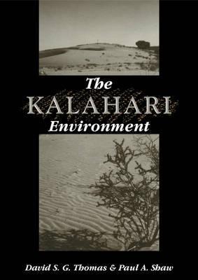 The Kalahari Environment by Thomas David image