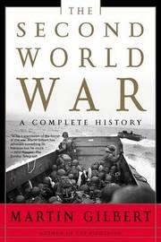 The Second World War by Martin Gilbert