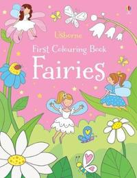 First Colouring Book Fairies by Jessica Greenwell