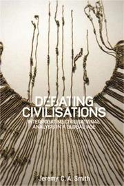 Debating Civilisations by Jeremy C. A. Smith image