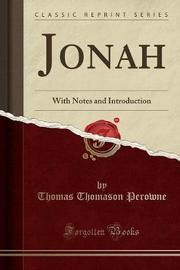 Jonah by Thomas Thomason Perowne