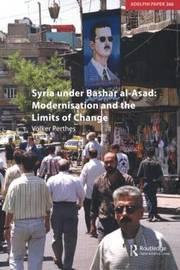 Syria under Bashar al-Asad by Volker Perthes