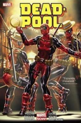 Deadpool By Posehn & Duggan Volume 3 by Brian Posehn