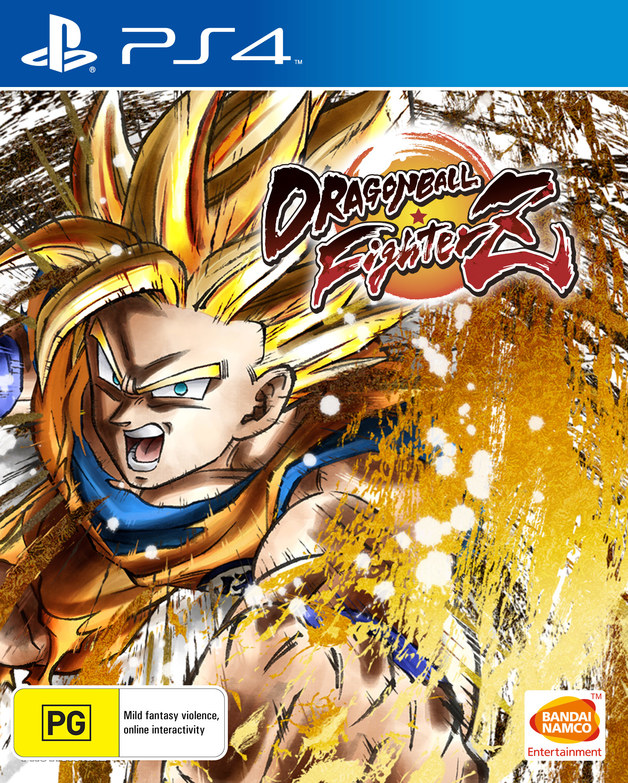 Dragon Ball FighterZ for PS4