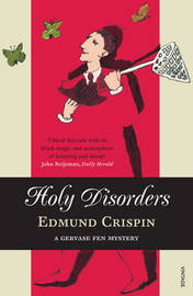 Holy Disorders by Edmund Crispin image