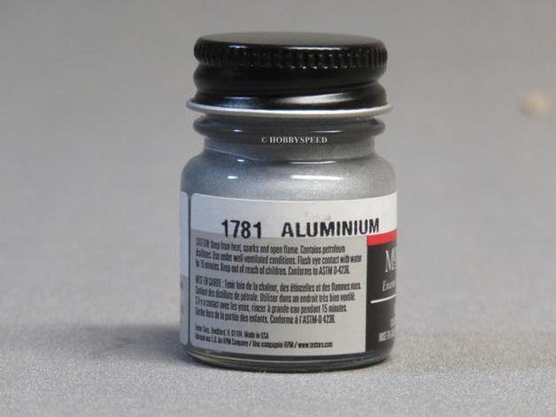 Testors: Enamel Paint - Aluminium (Flat)