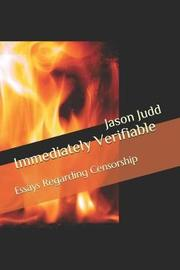 Immediately Verifiable by Jason Leon Judd