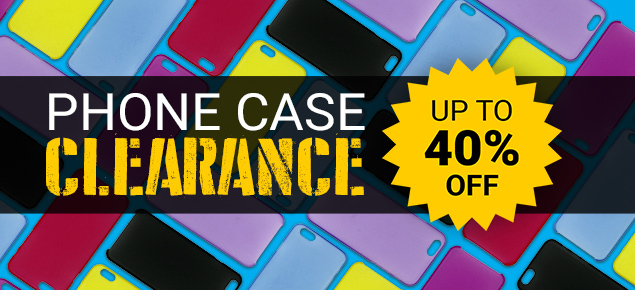 Mobile Phone Cases Clearance SALE!
