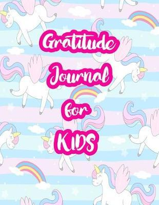 Gratitude Journal for Kids by Emmy Horn