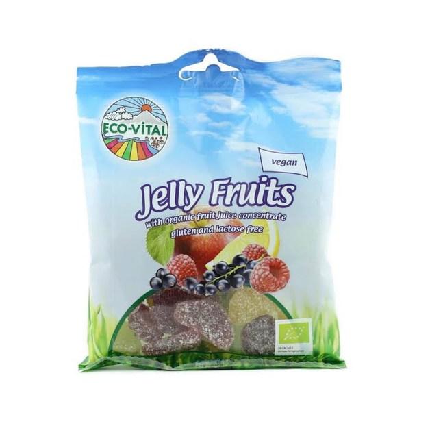 Eco-Vital Jelly Fruits 100g