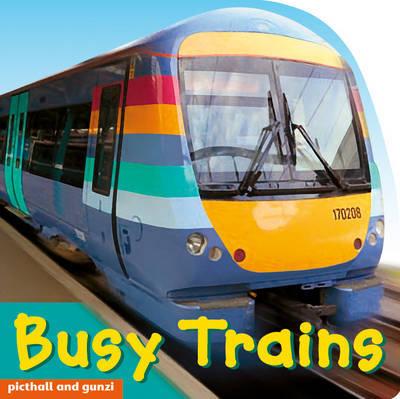 Trains by Christiane Gunzi image
