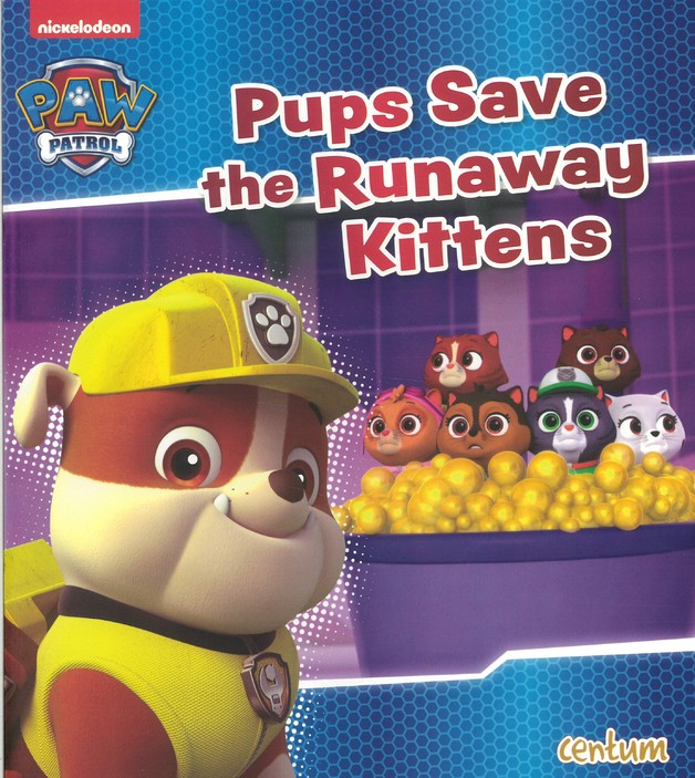 Paw Patrol Save the Runaway Kittens
