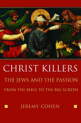 Christ Killers by Jeremy Cohen image