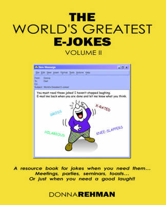 The World's Greatest E-Jokes: Volume 2 by Donna Rehman image