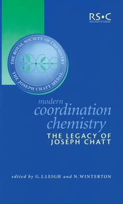 Modern Coordination Chemistry image