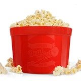 Heat 'n' Eat Microwave Popcorn Maker