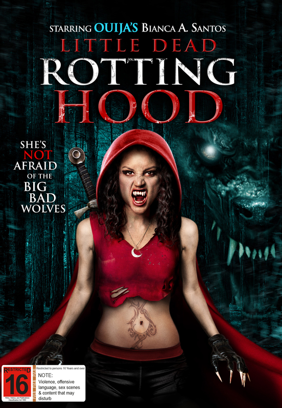 Little Dead Rotting Hood on DVD