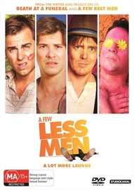 A Few Less Men on DVD