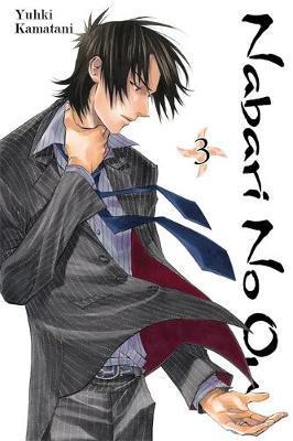 Nabari No Ou, Vol. 3 by Yuhki Kamatani image