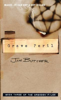 Grave Peril (The Dresden Files #3) by Jim Butcher