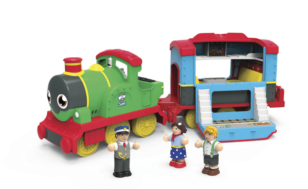 WOW Toys: Sam the Steam Train