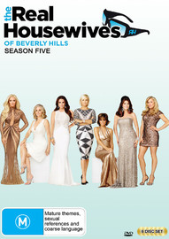 Real Housewives of Beverly Hills - Season Five on DVD