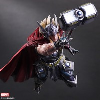 Marvel Universe: Thor - Variant Play Arts Kai Figure