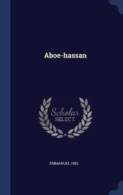 Aboe-Hassan by Emmanuel Hiel image