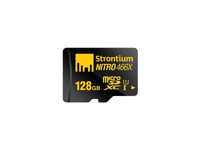 128GB Strontium NITRO MicroSD Card Only image