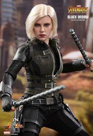 """Avengers: Infinity War - Black Widow - 12"""" Articulated Figure"""