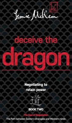 Deceive the Dragon by Leonie McKeon image