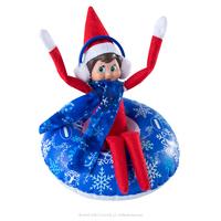 Elf on the Shelf: 2018 Couture - Tubular Snow Set image