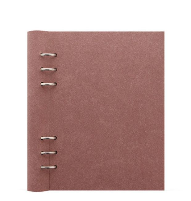 Filofax Architex A5 Clipbook - Terracotta