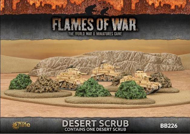 Battlefield in a Box: Desert Scrub
